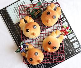#精品菜谱挑战赛#丑萌驯鹿餐包的做法