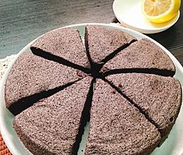 女神们的最爱!清蒸养生黑米糕的做法