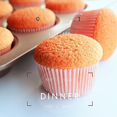 还原最原始的杯子蛋糕