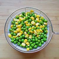 三色小炒#花10分钟,做一道菜!#的做法图解2