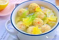 豆腐鸡肉丸 宝宝辅食食谱的做法