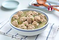 #白色情人节限定美味# 冬瓜丸子汤的做法
