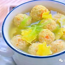 豆腐鸡肉丸 宝宝辅食食谱