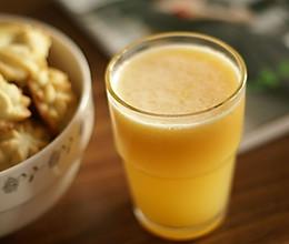 苹果橙子胡萝卜汁的做法