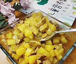 #餐桌上的春日限定#孩子都爱吃的咖喱牛肉土豆的做法