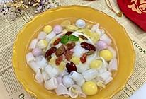 #元宵节美食大赏#八宝饭烩元宵汤圆的做法