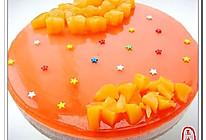 免烤蜜桃幕司蛋糕的做法