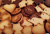 炼乳花样小饼干的做法