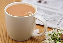 星巴克红茶拿铁的做法