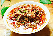 鲜香嫩滑——水煮牛肉的做法