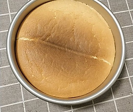 #餐桌上的春日限定#6寸戚风蛋糕的做法