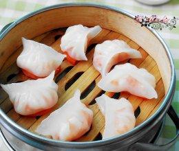 水晶虾饺--晶莹剔透的精致粤式点心的做法