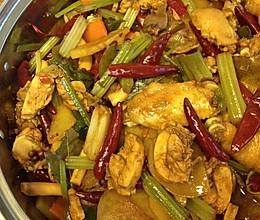 麻辣干锅鸡的做法