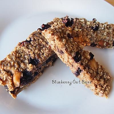 【满分营养零食】蓝莓香蕉燕麦棒【天然食材】