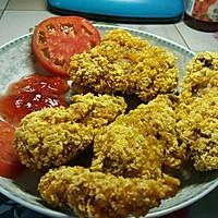 炸鸡腿  炸鸡翅  快餐 KFC的做法图解6