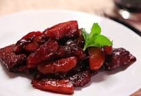 苹果红酒炖猪排—迷迭香的做法