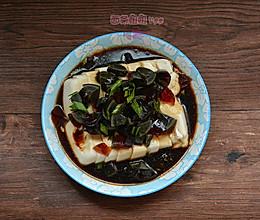 年夜饭凉菜 皮蛋拌豆腐的做法