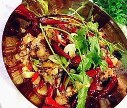 麻辣干锅鱼块的做法