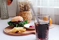 #夏日撩人滋味# 夏日三部曲薯条/汉堡/冰可乐的做法