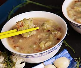 你可曾尝过槐花汤?的做法