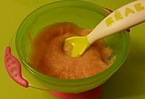 六个月宝宝辅食西红柿泥米糊的做法