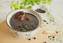 三黑粥,给身体加营养的做法