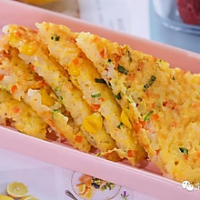 鲜香早餐饼 宝宝辅食食谱