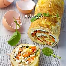 美味鸡蛋卷~完美口感