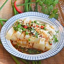正宗云南传统豌豆凉粉