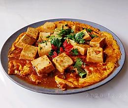 蚝汁酱蛋抱豆腐的做法