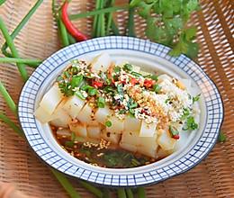 正宗云南传统豌豆凉粉的做法