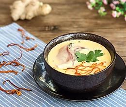 低脂肪 低热量 鲜香嫩滑 豆浆鱼片的做法