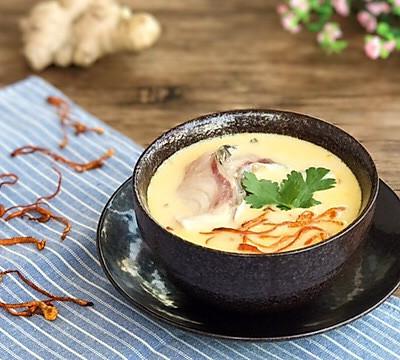低脂肪 低热量 鲜香嫩滑 豆浆鱼片