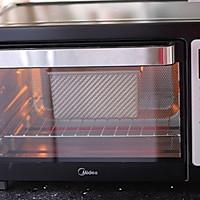 黑芝麻吐司#美的烤箱食谱#的做法图解7