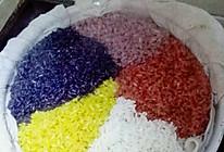 广西壮族三月三•五色糯米饭的做法