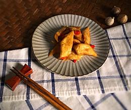 一夜渍:醋渍爽口萝卜皮的做法