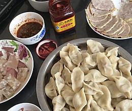 牛肉饺子的做法