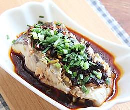 老干妈豆豉蒸鱼的做法