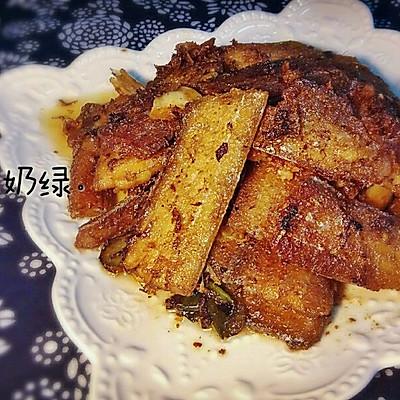 #菁选酱油试用之香酥带鱼
