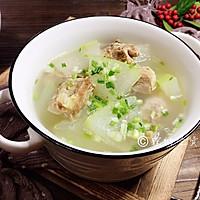 冬瓜小排汤的做法图解8