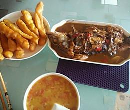 蚕豆汤的做法