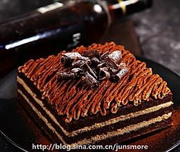 栗子巧克力蛋糕 的做法