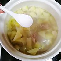 冬日御寒清炖萝卜羊肉汤的做法图解12