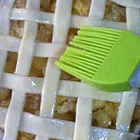 「网格」清香菠萝派的做法图解11