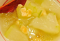 冬瓜干贝汤的做法