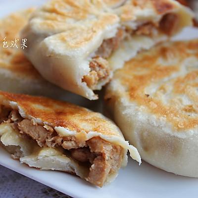 【无骨肉馅饼】--妈妈说,豆腐就是没有骨头的肉