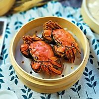 #快手又营养,我家的冬日必备菜品#咖喱真蟹黄豆腐的做法图解2