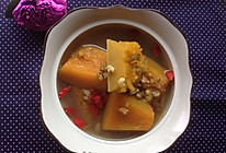 南瓜绿豆汤的做法
