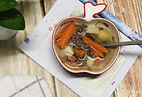 胡萝卜山药牛肉汤的做法