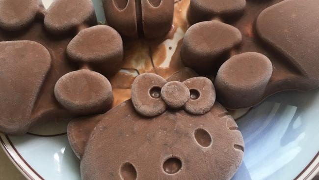苦咖啡雪糕(淡奶油版)的做法